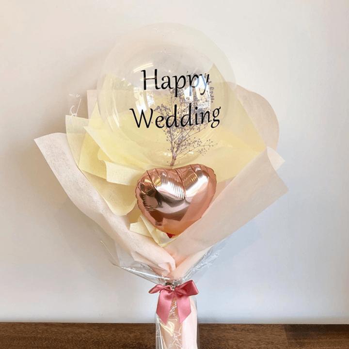 wedding 花束
