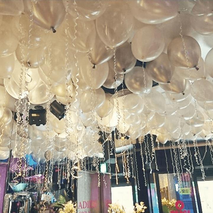 天井バルーンホワイト